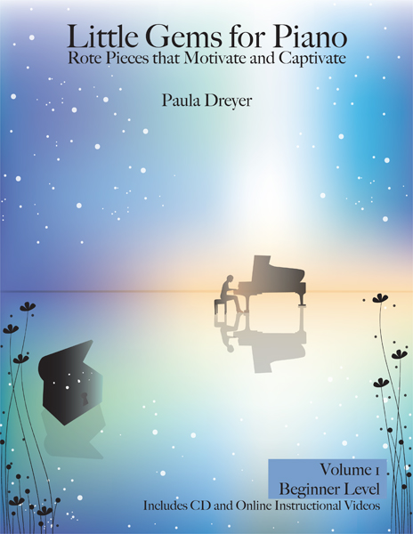 Little Gems for Piano - Volume 1